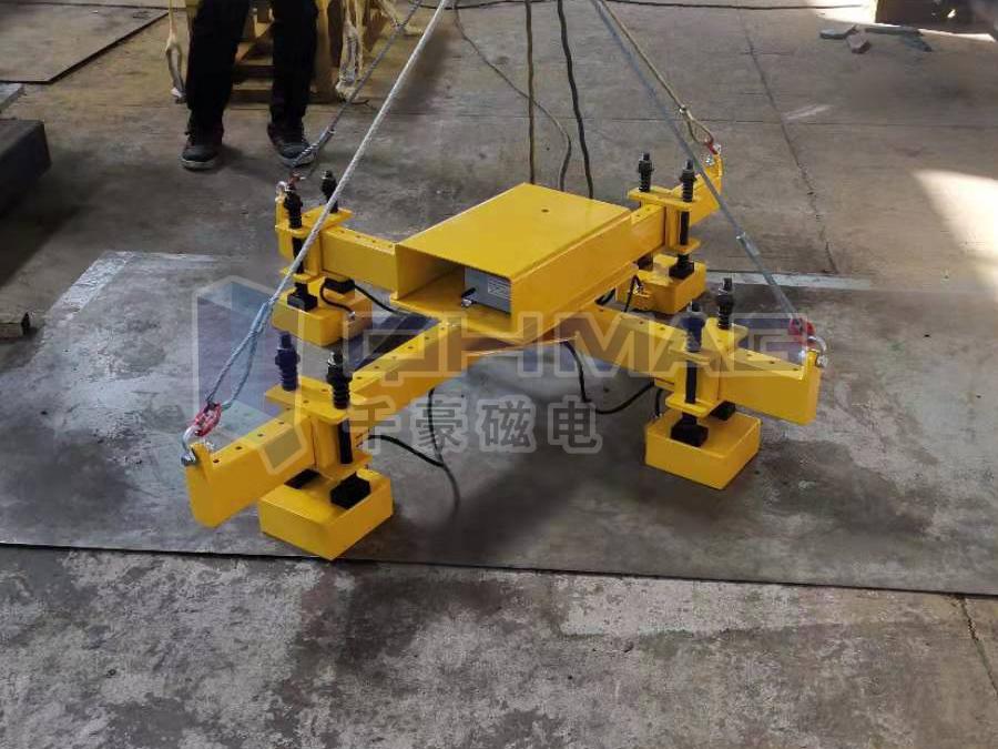 钢环电永磁起重器