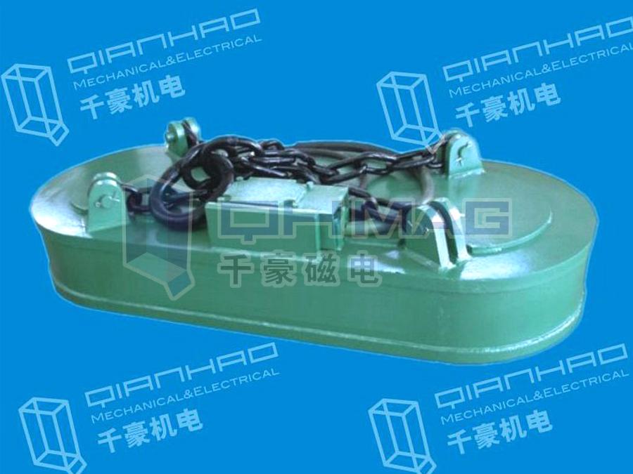废钢类起重电磁铁(MW61)电磁吸盘