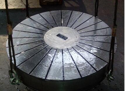 旋转式电磁铁吸盘,电磁吸盘,电永磁吸盘