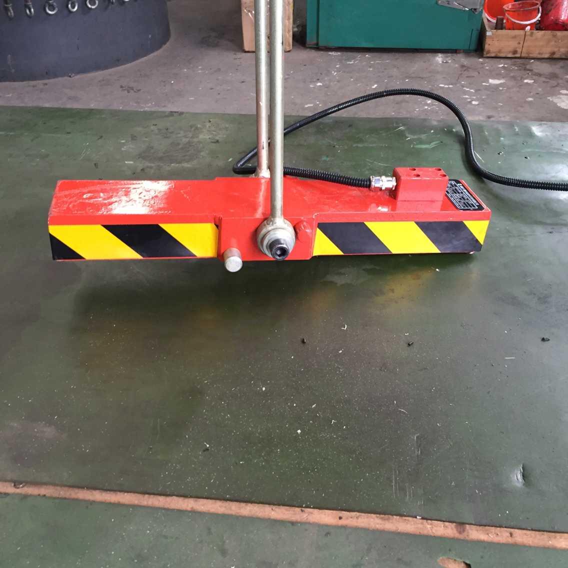 管材(棒材)竖吊型电永磁吊具