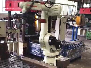 冲压线机器人电永磁自动化机械手