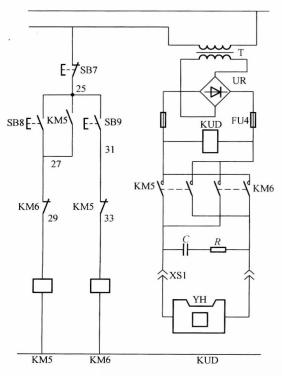 电磁吸盘控制电路