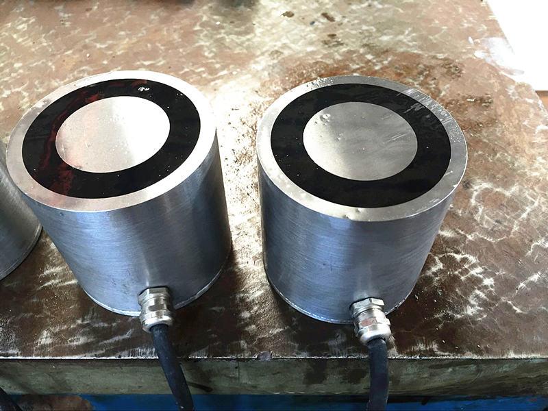 工具型圆形电永磁吸盘