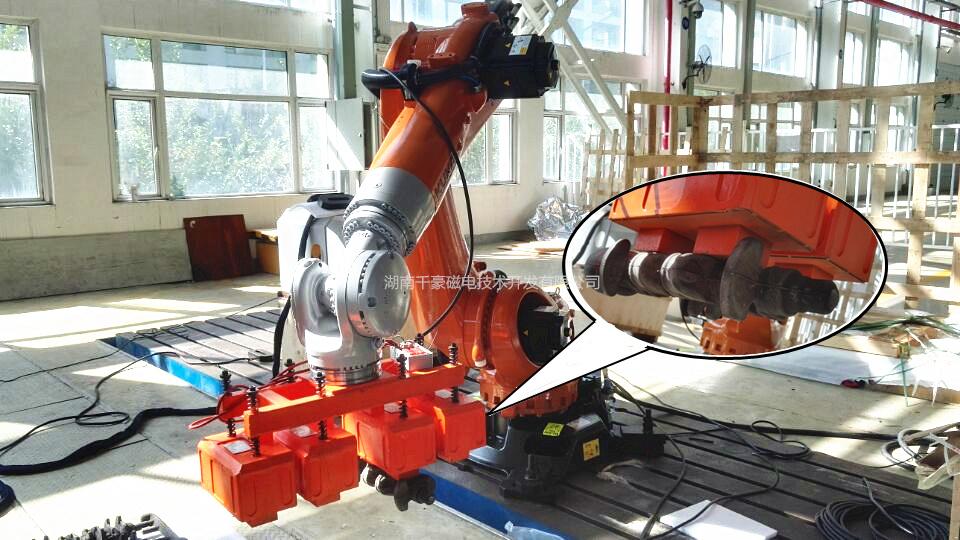 机器人自动化电永磁