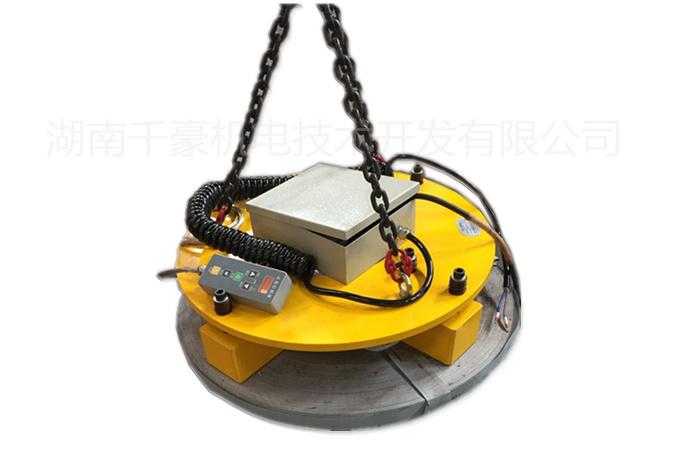 小型钢带卷起重电永磁铁,千豪电永磁起重器