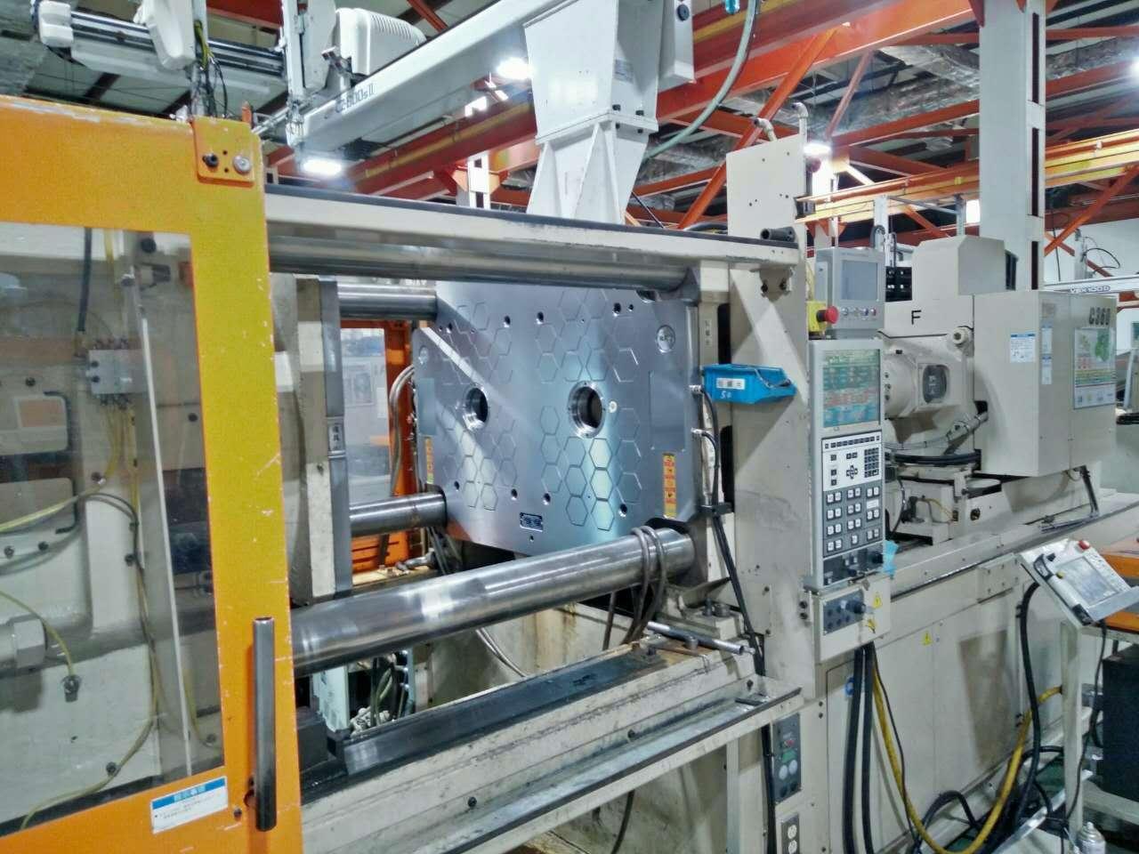 双色注塑机快速换模系统 磁力模板