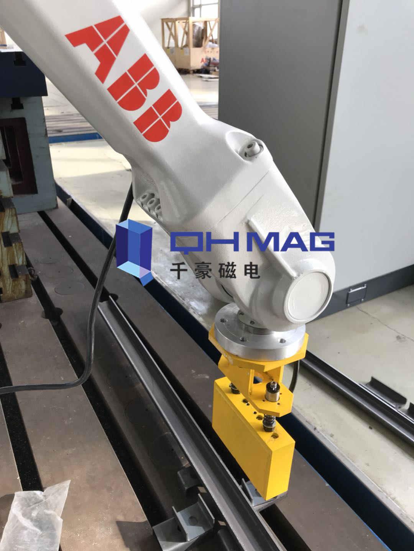 自动化机器人电永磁工装夹具