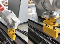 电永磁夹具自动化焊接夹持