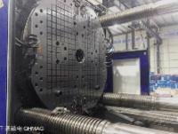 1400T双色机快速换模系统磁力模板