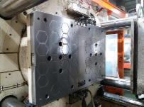 双色注塑机磁力快速换模系统