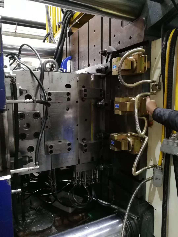 液压夹具快速换模系统