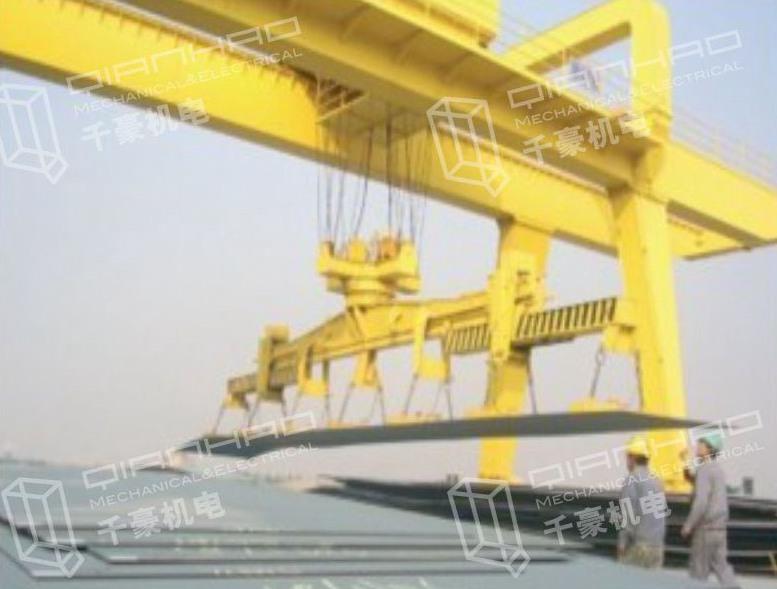 吊运钢板起重电磁铁(MW84)