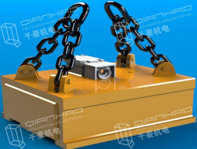 吸吊型材、钢坯起重电磁铁(MW22系列)