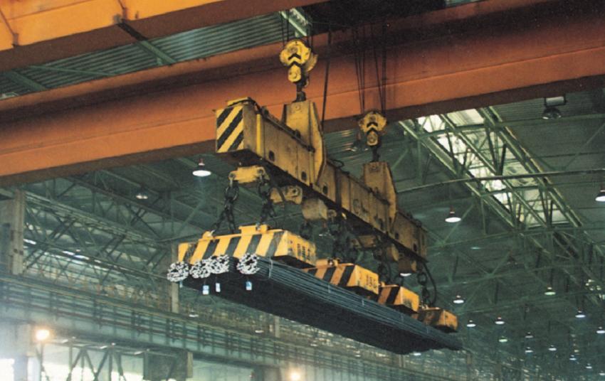 吸吊棒材起重电磁铁(MW18、MW38系列)