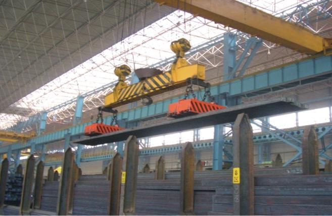 吸吊板坯起重电磁铁(MW03系列)