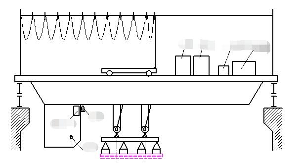 千豪起重电磁铁设计方案